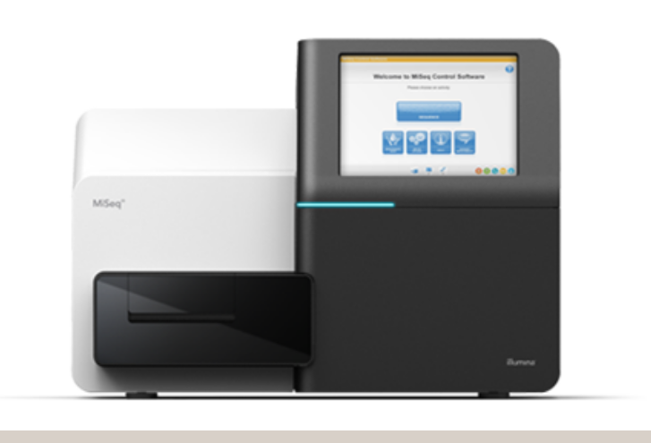 Image: The MiSeq Benchtop Sequencer (Photo courtesy of iIllumina Inc.).